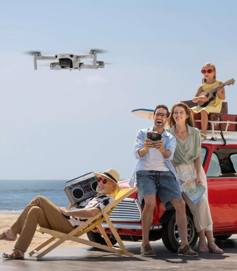 Din 18 septembrie a intrat în vigoare HG 859/2021 prin care e eliminată (în anumite situații) necesitatea de obținere a autorizațiilor de zbor cu drone.